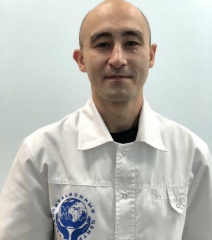 Шарипов Руслан Александрович